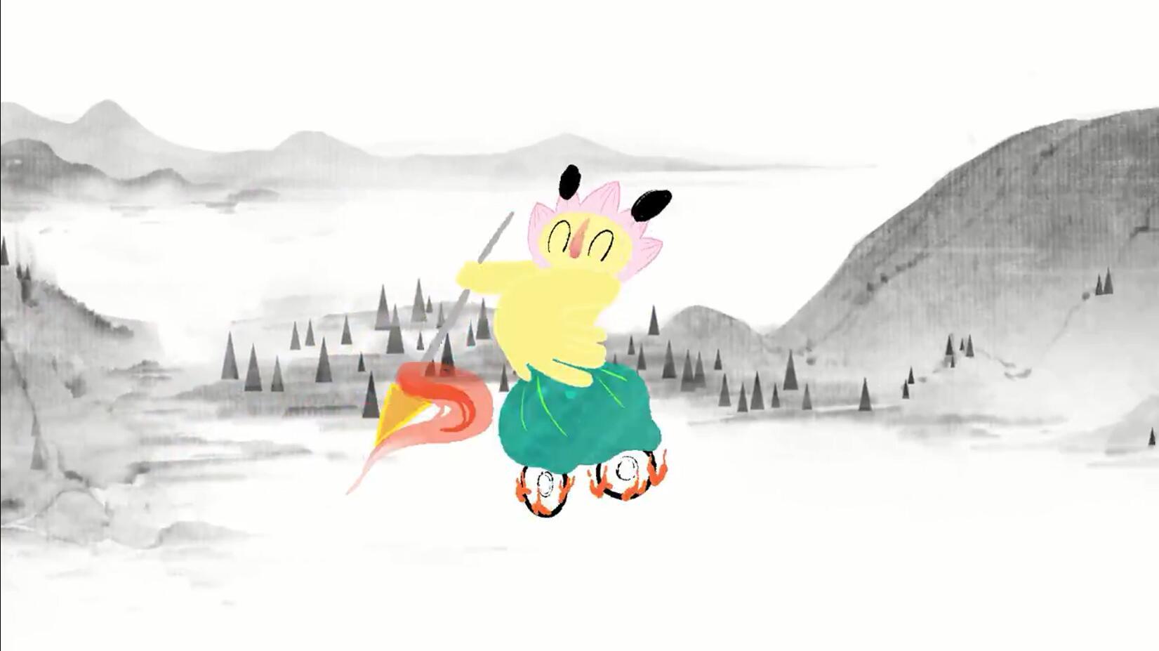 2020東京殘奧會 開幕動畫