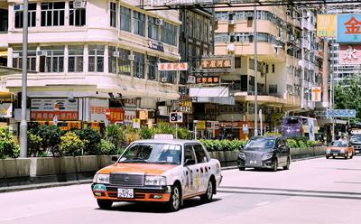 香港人文旅游和记-旅游广告片-旅游形象片