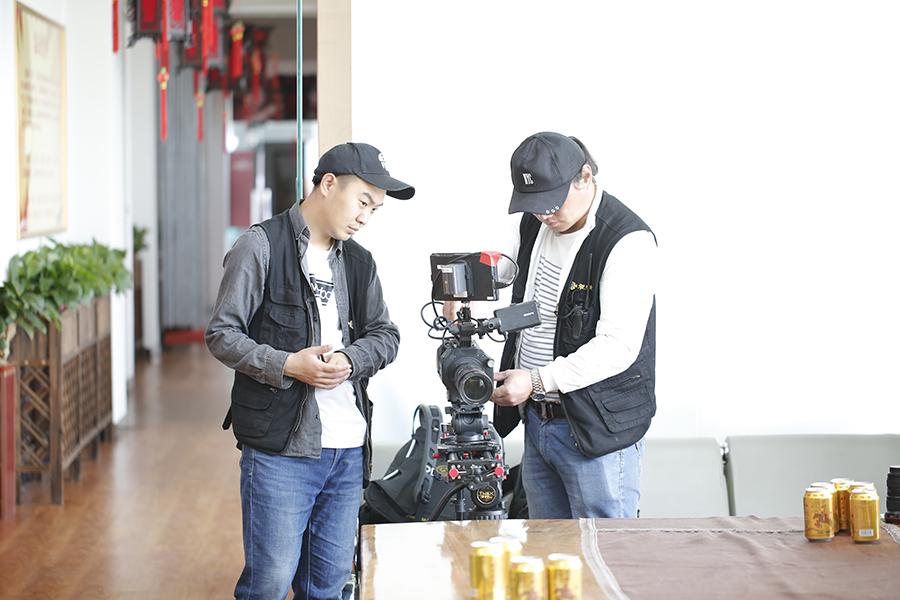 仙喜·辣木茯茶和记拍摄