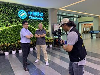 中国移动拍摄花絮