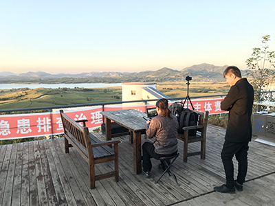 三河矿业拍摄花絮