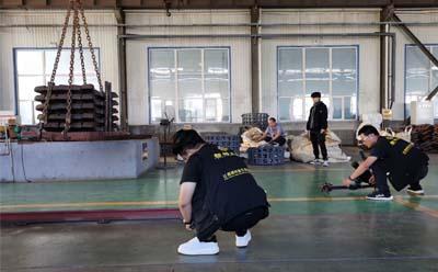 石家庄柯宇煤矿机械有限公司拍摄花絮
