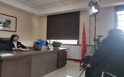晋中榆次贷款网点宣传片拍摄花絮