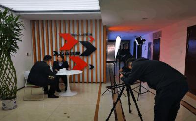 山东万吉律师事务所宣传片拍摄花絮