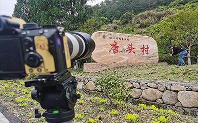 钱江源国家森林公园宣传视频拍摄花絮