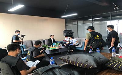 内蒙古霍林西山香食品加工有限责任公司宣传片拍摄花絮