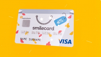 Smile Card TVC for Express bank