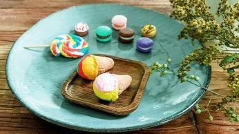 造物集 - DIY粘土小甜品