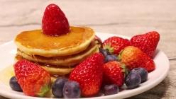 嫩食记 - 营养早餐松饼