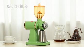 磨豆机产品展示视频