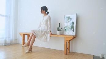 连衣裙产品展示视频