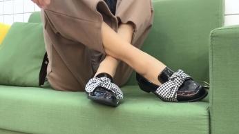 女鞋产品展示视频