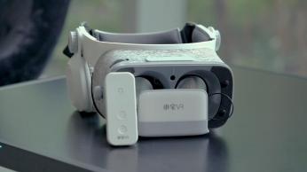 VR眼镜产品展示视频