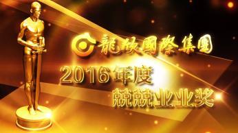 龙欣国际集团颁奖盛会
