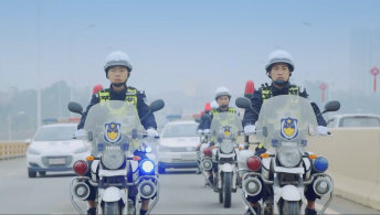 贵港交警党建汇报片