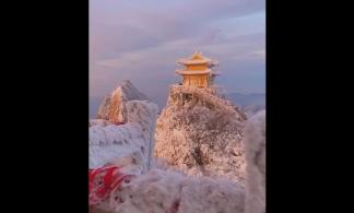 【抖音】旅游行业-河南老君山风景名胜区案例