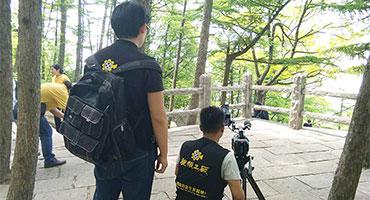 崂山绿茶bob体育官方平台拍摄花絮